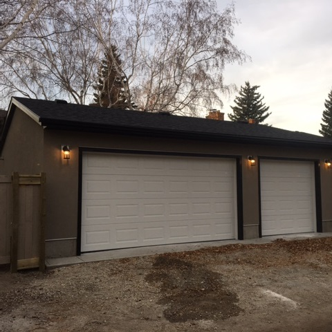 Garage Construction Lake Moraine
