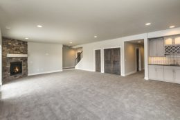 Finished Basement Renovation