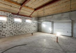 Garage for Keeping Two Cars