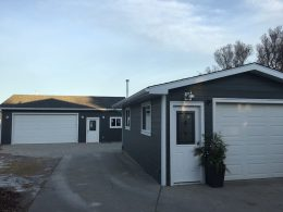 Garage in Calgary by Calgary Garage Builders