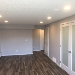 Nolancrest Basement Empty Room