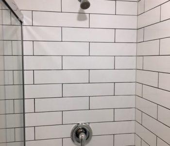 Silverado Basement Bath Shower