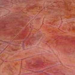 Stamp Arizona Flagstone Close