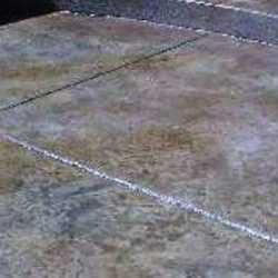 Stamp Ashler Slate Concrete